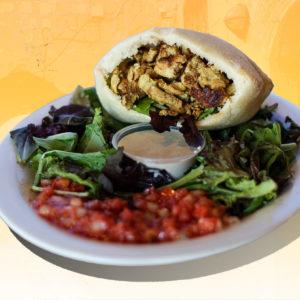 Chicken Shwarma Sandwich