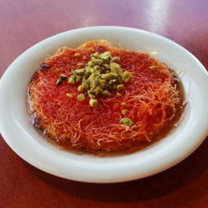Dessert Kunafa