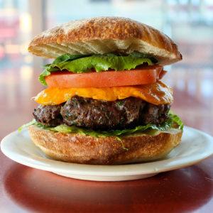 Jerusalem Burger
