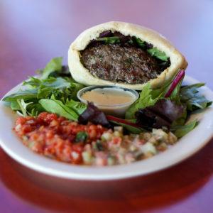 Kifteh Sandwich