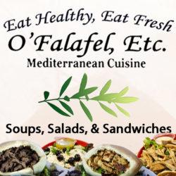 Soups, Salads, Sandwiches